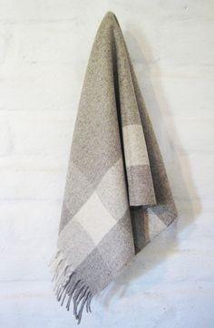 Top Drawer Virgin Wool Blanket from Mexchic