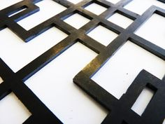 Mild Steel Screens