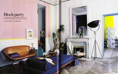 Paris Apartment - Block PArty
