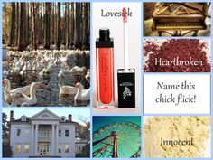 The Notebook - chick flick guessing game http://www.BeautifulLifeStylesbyKimmie.com