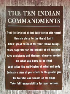 Ten #Indian #Commandments #quote Lingatesphotography.com