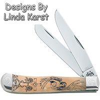 Case XX Knives -Karst New Items Case Knives, New Item, Beauty, Beauty Illustration