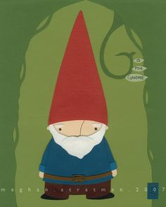For the love of gnome.