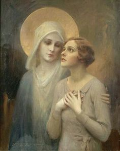 Our Lady always gives guidance to consecrated souls.