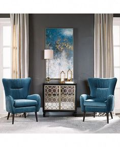 Ottomans and benches living room framed house decoration pictures uttermost accent furniture mirrors wall decor clocks Formal Living Rooms, Home Living Room, Living Room Designs, Living Room Decor, Dining Room, Dining Chairs, Decor Interior Design, Interior Decorating, Luxury Interior