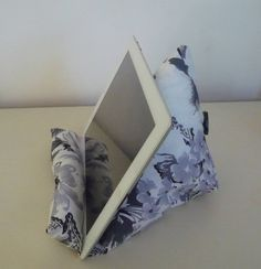 diy tuto couture facile support tablette coussin
