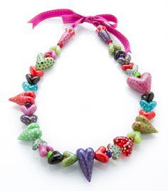 necklaces | Stephanie Sersich