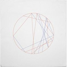 #145 Astrology – A new minimal geometric composition each day