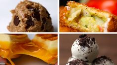 6 Late Night Snack Recipes - YouTube