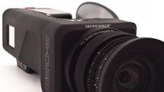 Ikonoskop A-Cam dll - Uncompressed RAW HD camera.