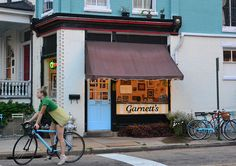 Garnett's by pjpink, via Flickr