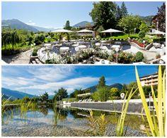Gartenhotel Crystal Green-Pool und Gartenanlage