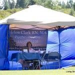 Our first conference and festival. Photos by Karrie Ann of Living Shasta Photography