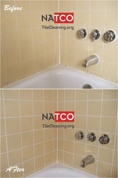 Regrout Bathroom Tile regrouting old style pink shower tiles. | re-grouting & re