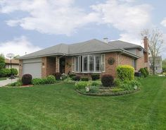 7615  Hanover Dr, Tinley Park, Il - $264,898 with 4 Beds  and 2.1 Baths...