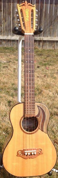 Banjo no knot grover vintage