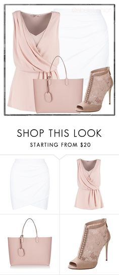 """""""Sunday morning"""" by abelis ❤ liked on Polyvore featuring Anna Field, Gucci, Dolce&Gabbana, greek and sundaylook"""