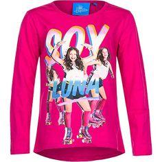 Disney - Camiseta de manga larga - para niña rosa 6 años #camiseta #friki #moda #regalo