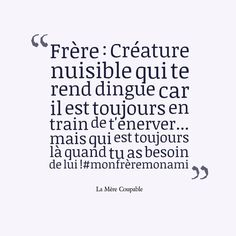 Funny Quotes : Seules les mamans comprendront ces 15 citations hilarantes à propos des enfants. - The Love Quotes Quotes For Kids, Love Quotes, Funny Quotes, Quote Citation, Citation Rap, French Quotes, Word Pictures, Visual Statements, Entertainment
