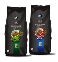 Coffee Packaging Design#coffee #packaging #bags for more information visit us at www.coffeebags.co.za