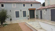 Une rénovation dans la plus pure tradition provençale dans le Lubéron, réalisée par MB CONCEPT PROVENCE