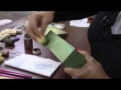 Video Aula: Caixa Porta Documentos   Livia Fiorelli   LifeArtesanato - YouTube