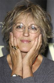 Germaine Greer:....Author, academic, historian, feminist. A strong and outspoken woman of great intellect. Love her. Love her. Love her.