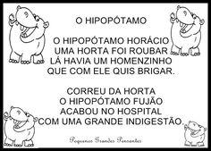 Parlenda do Hipopótamo