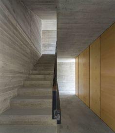 Wohnhaus in Lissabon von ARX Portugal Arquitectos, Innenraum