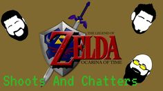 The Legend Of Zelda (N64) - Part 5 - Shoots And Chatters