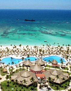 Gran Bahia Principe Ambar in Punta Cana Dominican Republic!  Punta Cana is becoming a very popular destination with new all-inclusive resorts, white sand beaches and warm, crystal clear water. For more information: ASPEN CREEK TRAVEL - karen@aspencreektravel.com
