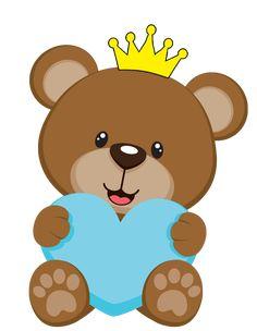 Urso príncipe https://www.facebook.com/agodoifesta