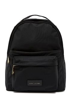 Marc Jacobs Large Nylon Backpack-black for sale online Fall Handbags, Gucci Handbags, Purses And Handbags, Dior Purses, Canvas Handbags, Cheap Handbags, Luxury Handbags, Fashion Handbags, Fashion Bags