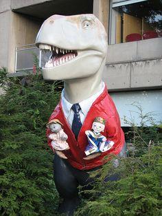 Mr. Rogersaurus