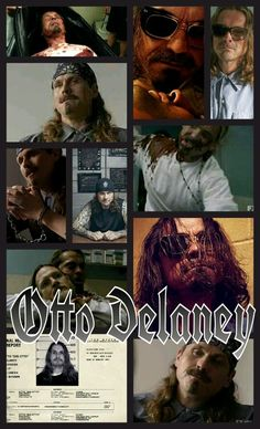 Otto Delaney sons of anarchy