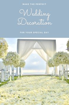 Redecorate A Person's Wedding Party Using These Latest, Affordable Wedding Decor Inspirations Which Are Usually Truly Low Maintenance, But Amazing And Practical.