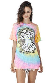 UNIF Right Meow Tee – Eclectic Ladyland