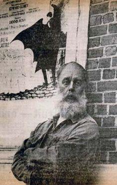 The man, the myth, the legend:Edward Gorey :-)