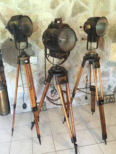 manes marzano collection  design-reflector de cine antiguo-argentina