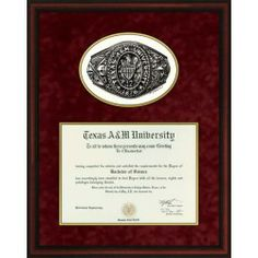 Gotta love the Benjamin Knox diploma frame! I want one,frame that is...already got the ring and piece of paper to fill it!