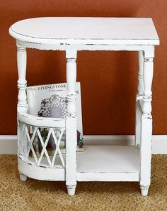 Shabby Chic Side Table...
