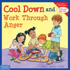 Cool Down and Work Through Anger (Learning to Get Along) [Paperback], (anger management, school counseling, social skills for kids) Teaching Kids, Kids Learning, Teaching Tools, Teaching Rules, Student Teaching, Dealing With Anger, Social Emotional Development, Child Development, Emotional Kids