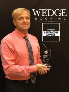 San Francisco Bay Area Roofing Contractor Wins National Roof Coating Award,