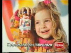 Mini Wini Würstchenkette Meica - Werbung 90er Jahre - YouTube