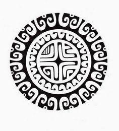 Polynesian Tattoo Symbols & Meanings – Marquesan Cross - A Polynesian Tattoo Polynesian Tattoo Symbols, Tongan Tattoo, Maori Symbols, Polynesian Tattoo Designs, Polynesian Art, Maori Tattoo Designs, Marquesan Tattoos, Samoan Tattoo, Ta Moko Tattoo
