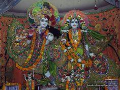 Sri Sri Radha Venimadhava Wallpaper