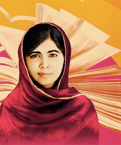 "The poster for ""He Named Me Malala,"" a new documentary telling the story of Malala Yousafzai."