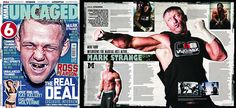 Mark strange in Uncaged Magazine July 2013  http://markstrangetraining.com/