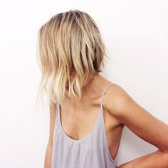 Sienta bien a todas y es súper fácil de manejar. Descubre las ventajas del corte de pelo lob y sigue una de las principales tendencias de pelo en 2015.