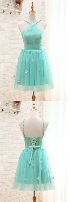 criss cross straps homecoming dresses, short homecoming dresses, mint homecoming dresses @veenrol